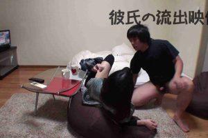 彼氏が流出 パイパン素人嬢のハメ撮り映像02 SEX  92連発